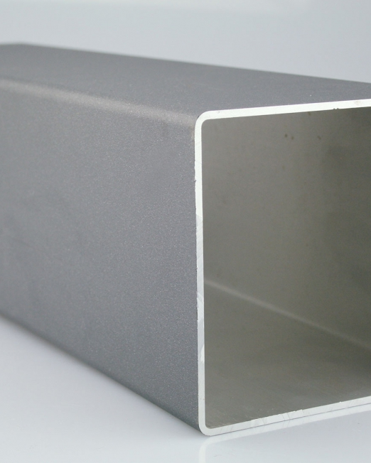 alu zaunprofil 150mm x 20mm 200 cm lider alu ihr. Black Bedroom Furniture Sets. Home Design Ideas